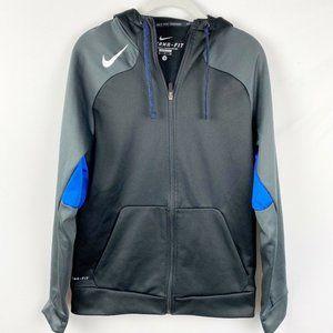 Nike Therma-Fit Hoodie zip front Sweatshirt Jacket